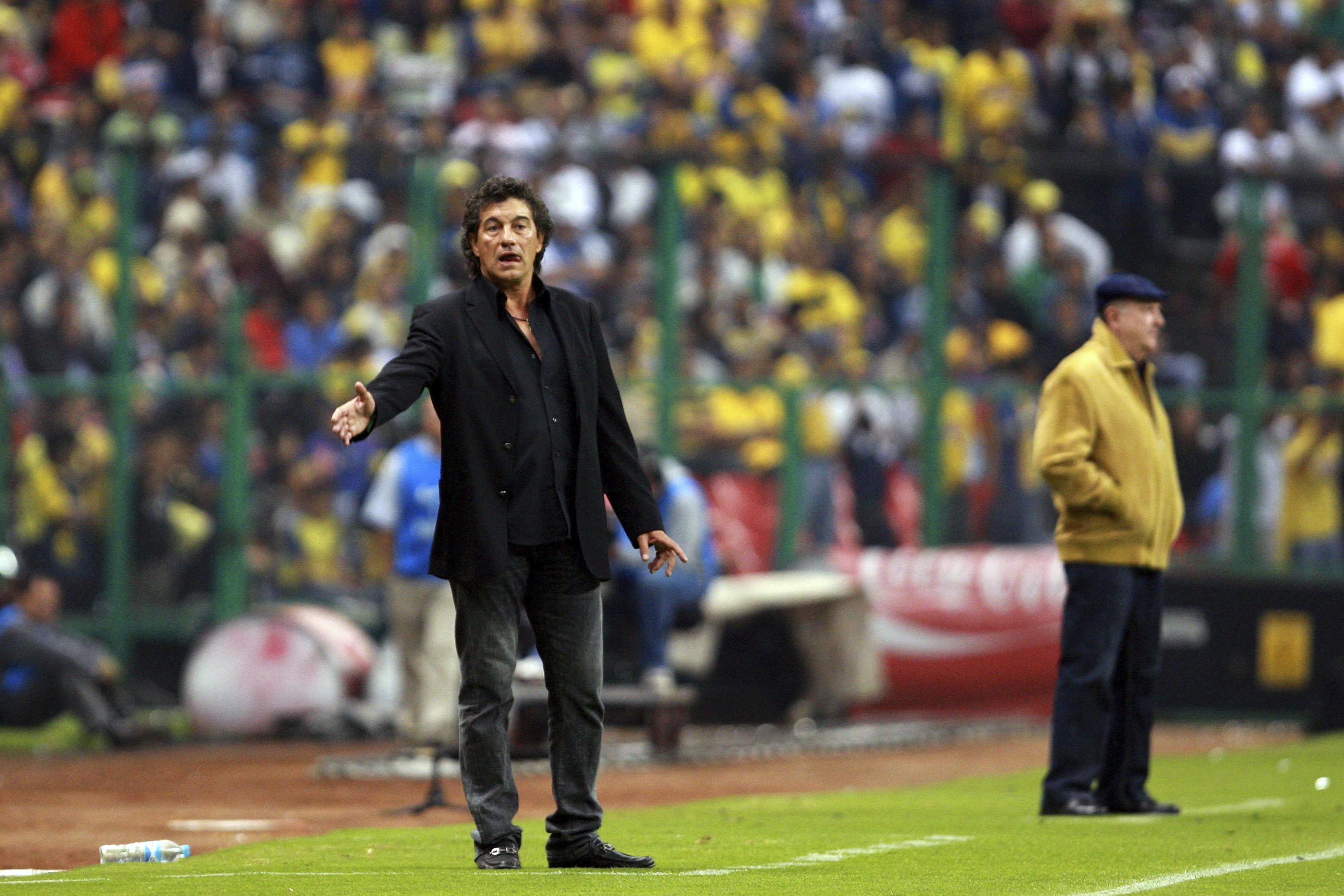 Ruben Omar Romano Dirigir Selección Honduras