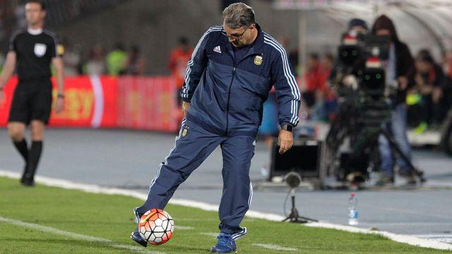 Tata Martino Entrenador Selección Mexicana Fecha