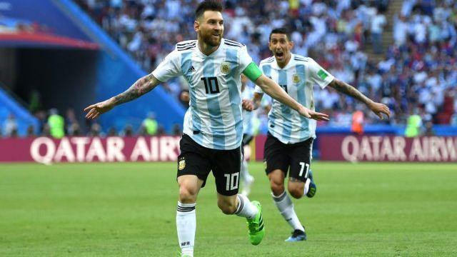 Messi, Volvería, México, Argentina, Copa Adidas