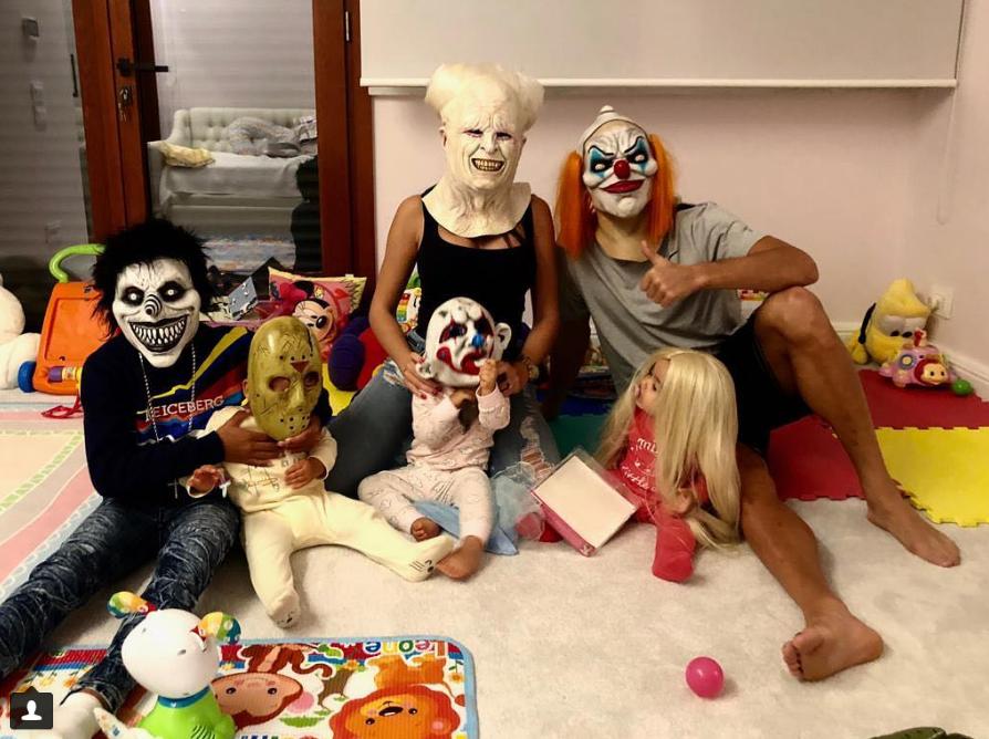 Halloween, Deportistas, Disfraces, 2018 Los Pleyers
