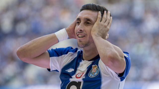 Héctor Herrera Gol Champions League Porto Lokomotiv