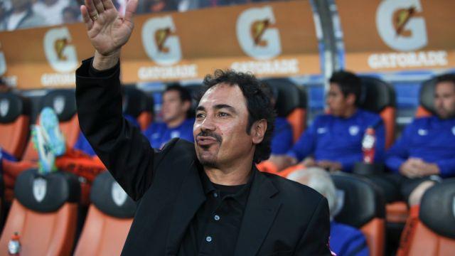 Hugo Sánchez, Real Madrid, Entrenador, Burla Los Pleyers