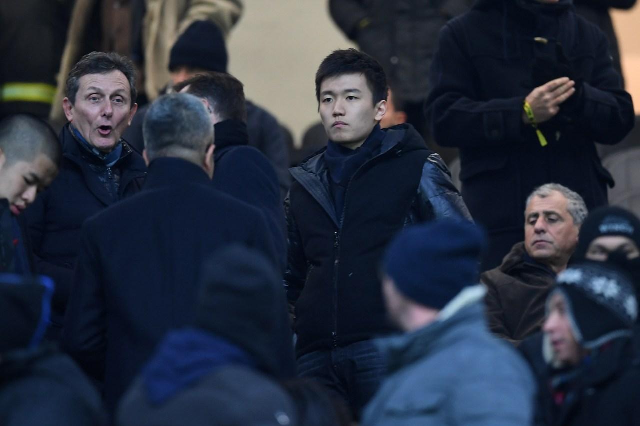 Inter Milan, Leo Messi, Steven Zhang, Presidente Los Pleyers