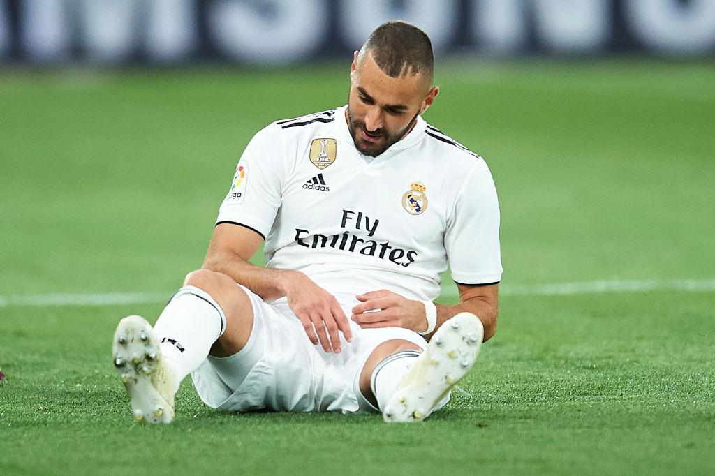Karim Benzema Real Madrid Secuestro Los Pleyers