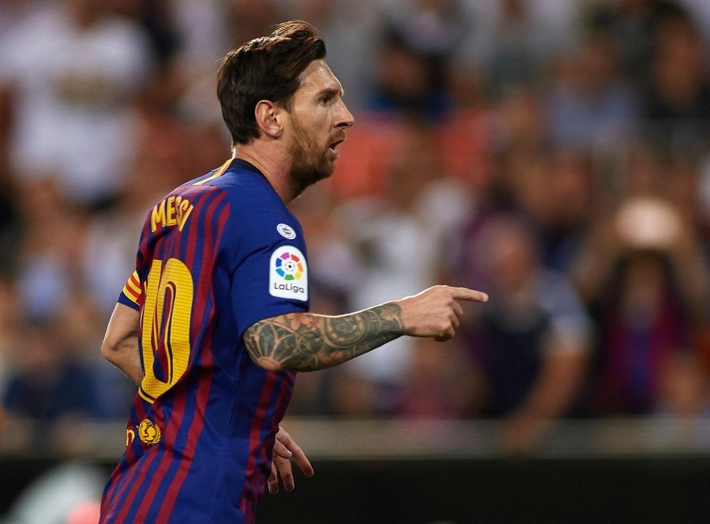 Lionel Messi Barcelona Los Pleyers