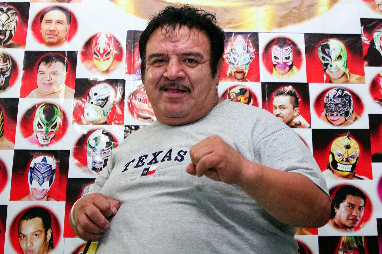 Súper Porky Campeón Peleas Callejeras Colonia