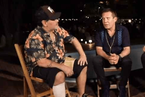 Maradona Julio César Chávez Adicciones Video Los Pleyers