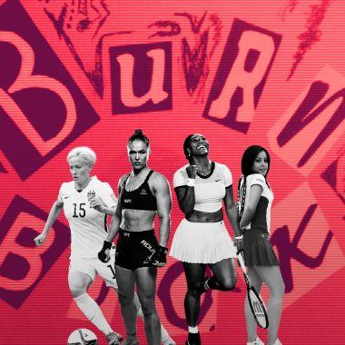 Te presentamos a las 'Chicas Pesadas' del deporte