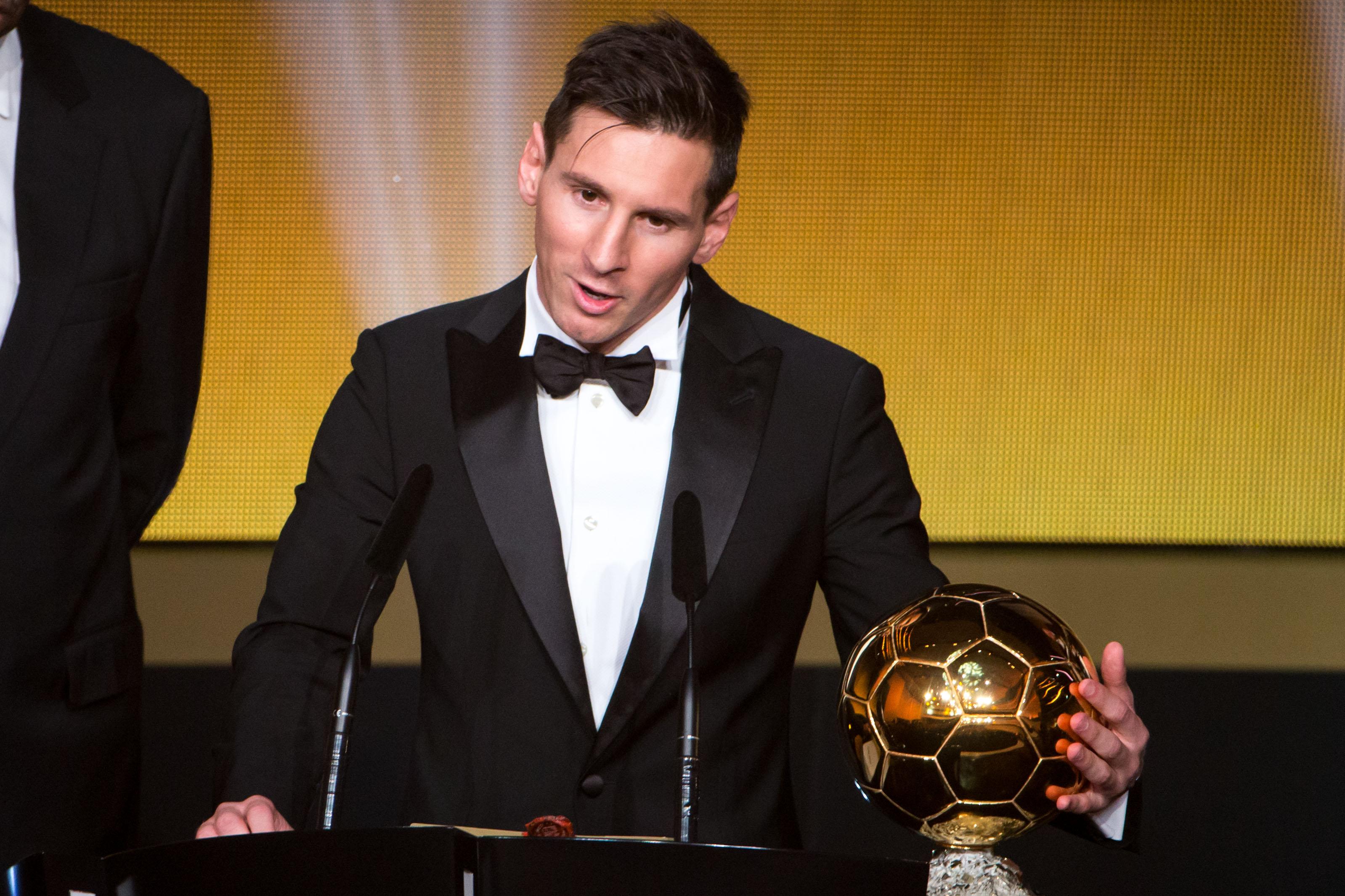 LaLiga y el Madrid arrasan en el Balón de Oro