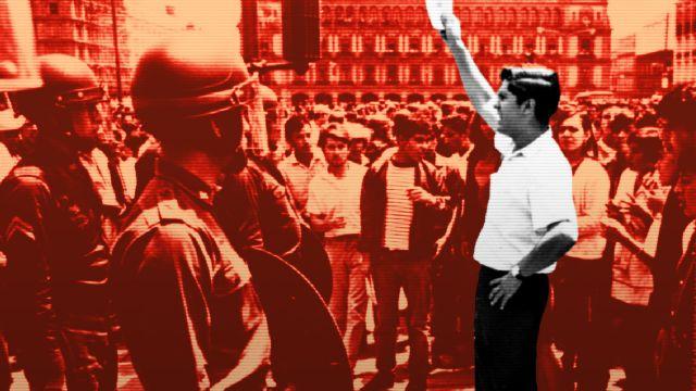 México 1968 Tochito Movimiento estudiantil Tlatelolco Vocacional Ochentera