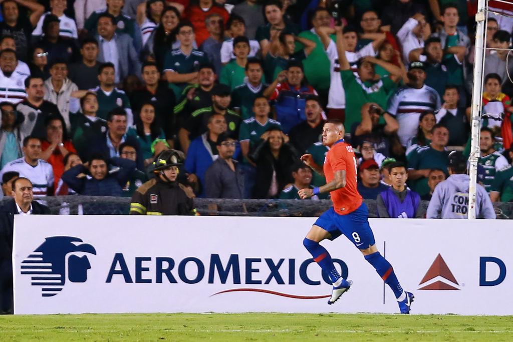Nico Castillo Chile Los Pleyers