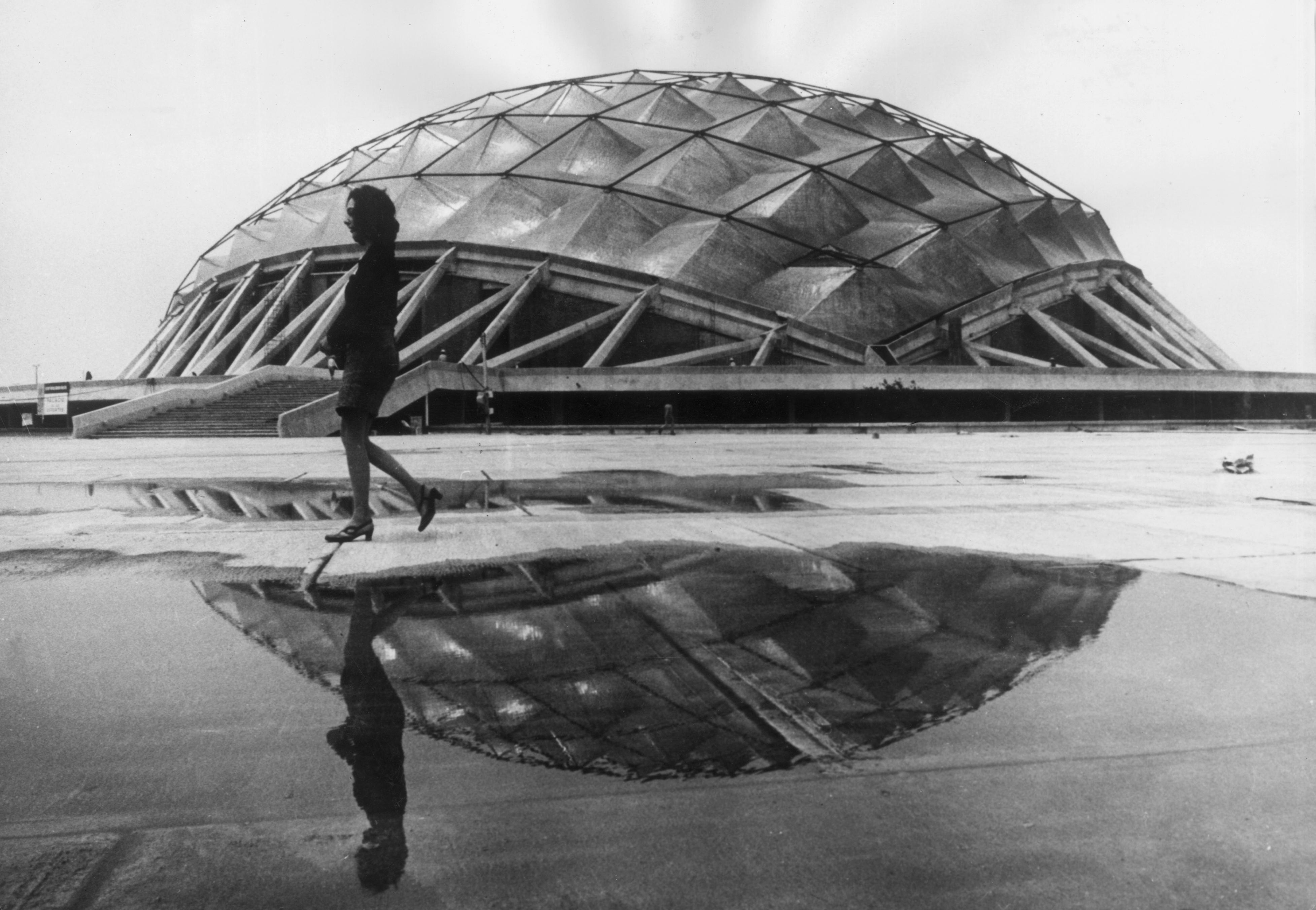 Mexican StaPalacio de los Deportes 1968dium