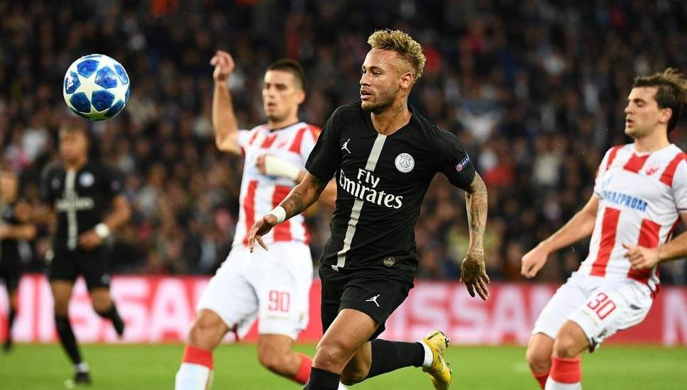 PSG, Amaño, Partido, Champions, Red Star