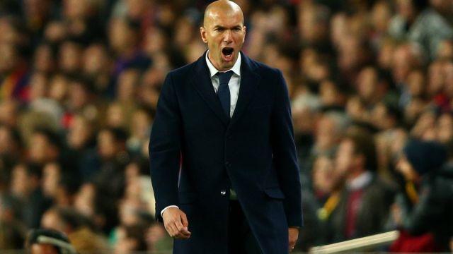 Real Madrid, Verdadera, Razón, Zidane, Agente, Estrés