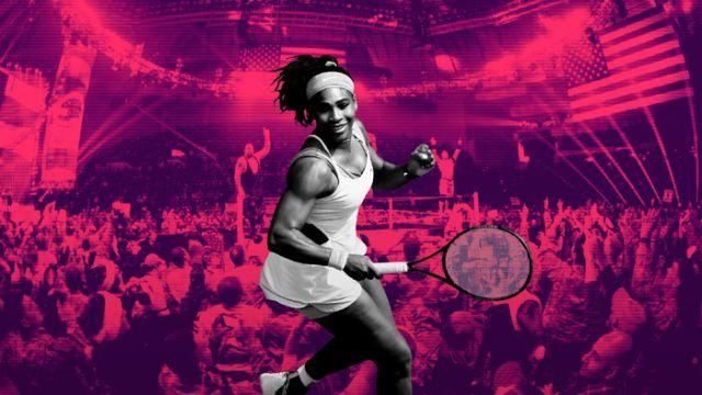 Serena Williams Luchadora Stephanie McMahon WWE Los Pleyers
