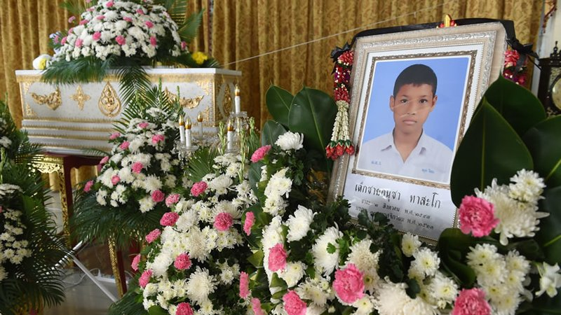 Anucha Tasako Pelea Muay Thai Muerte Tailandia