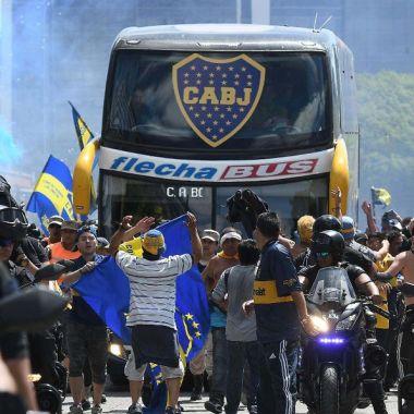 Así vivieron dentro del autobús de Boca Juniors los ataques [Video]