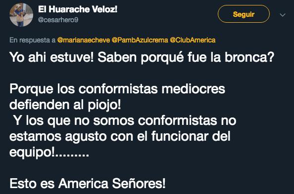 Estadio Azteca, Porra, América, Pelea, La Monumental