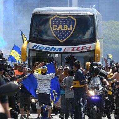 Caverna Monroy Origen Violencia Final Copa Libertadores Los Pleyers