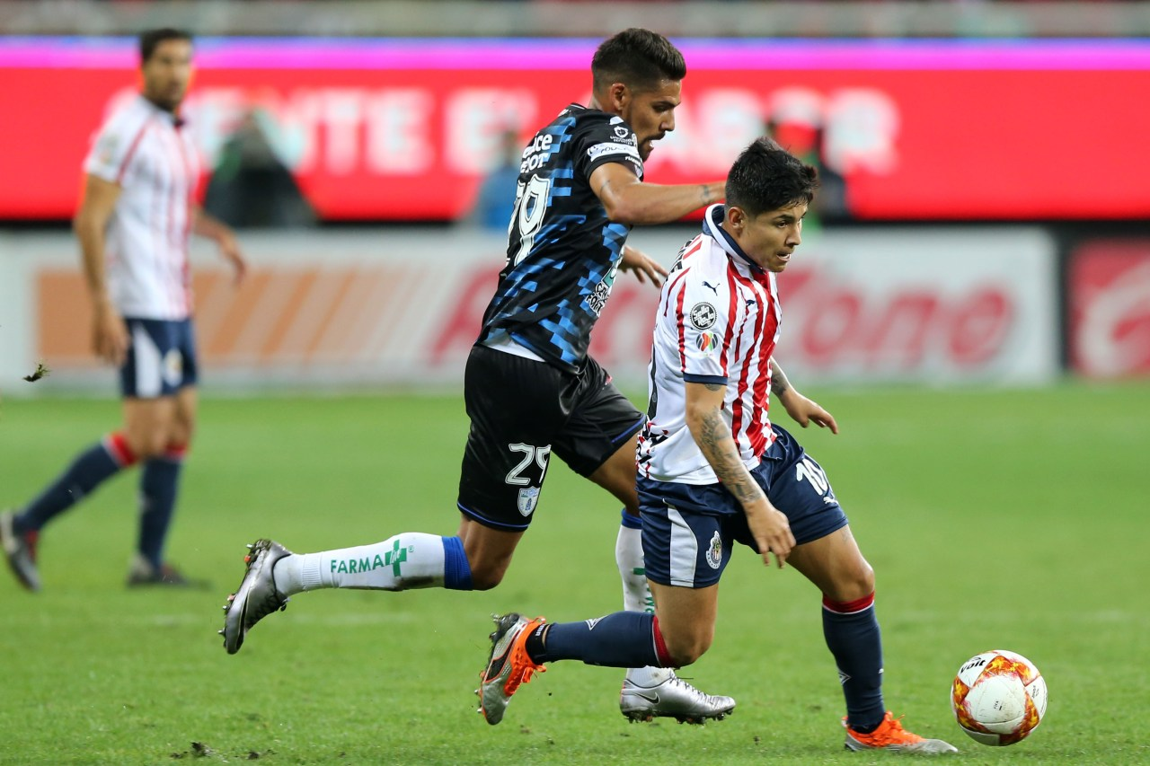Chivas, Liga MX, Chofis López, Alan Pulido Los Pleyers
