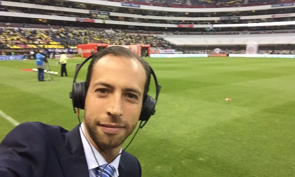 Mauricio Ymay Despide Televisa Deportes ESPN