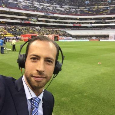 Mauricio Ymay se despide de Televisa Deportes