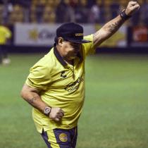 Diego Maradona, Dorados, Final Ascenso, Reacciones Los Pleyers