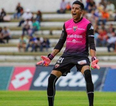 Atlante Portero Goleador Kampa Ruíz Ascenso