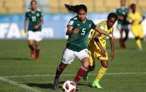 Mundial Femenil, Sub-17, México, Horario