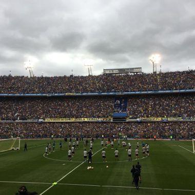 Clausuran Estadio Boca Juniors Sobrecupo Libertadores