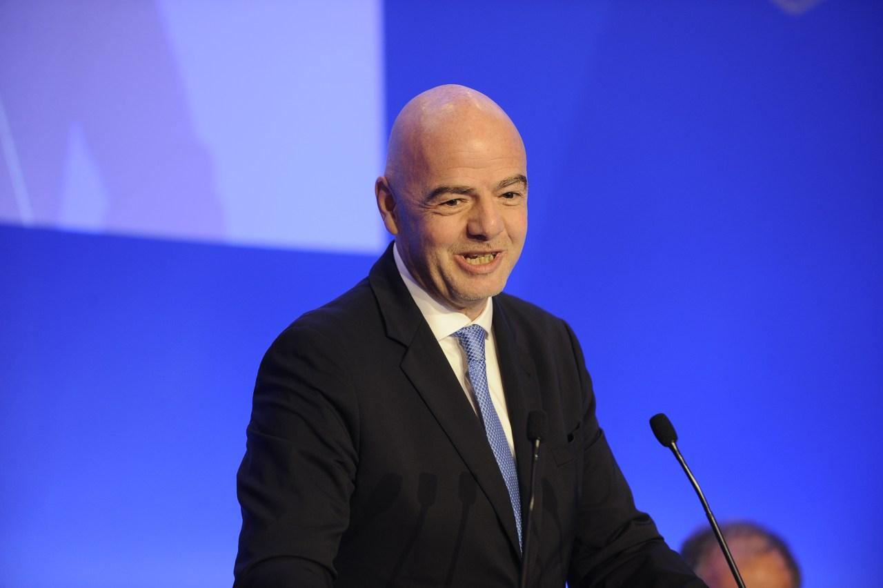 FIFA, Correos Electrónicos, Gianni Infantino, Hackeo Los Pleyers