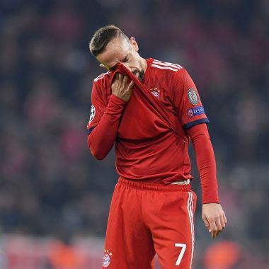 Franck Ribery, Bayern Munich, Agresión, Periodista Los Pleyers