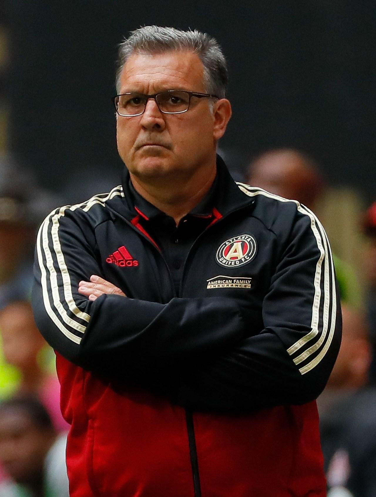 Gerardo Martino, Selección Mexicana, Debut Fecha Los Pleyers