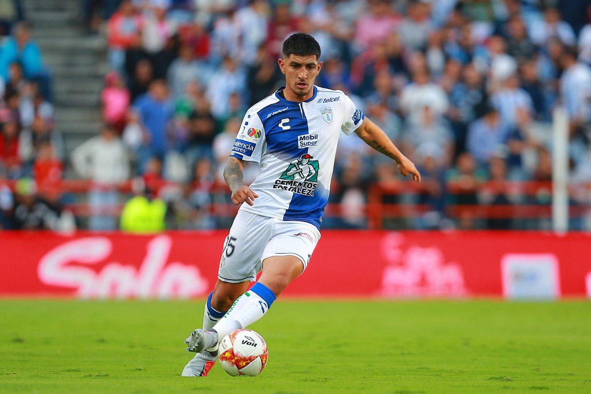 Víctor Guzmán, Liga MX, Goles, Líder, Mexicano, 2015