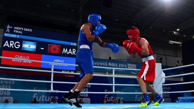 Boxeo, Desaparecer, Olímpicos, Rakhimov, AIBA, COI