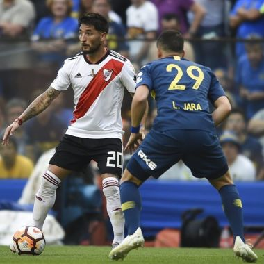 Emiratos Árabes Unidos, Final, Libertadores, Argentina