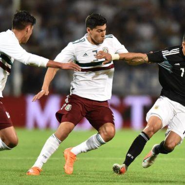 Fecha FIFA, Argentina, México, Reacciones, Resultado