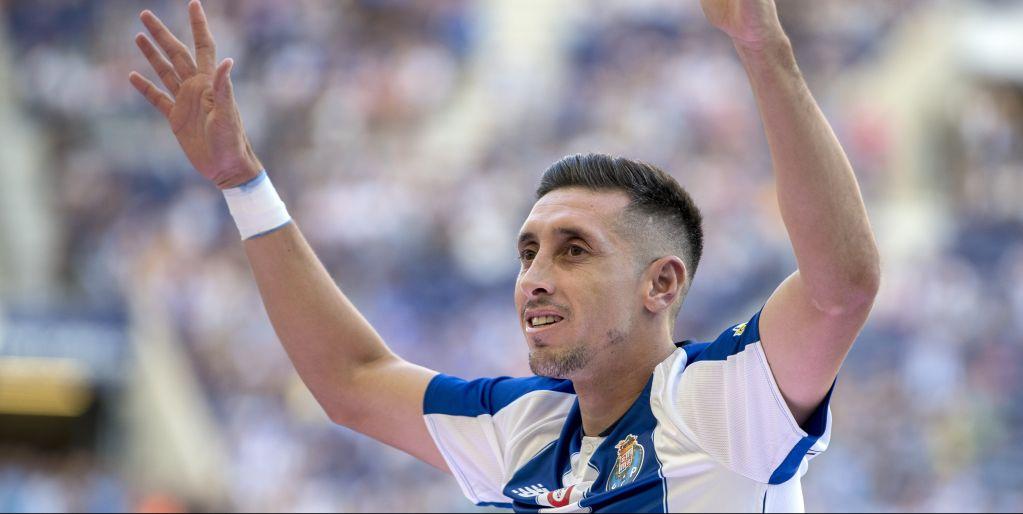Héctor Herrera Gol Champions League Porto Jornada 4 Lokomotiv