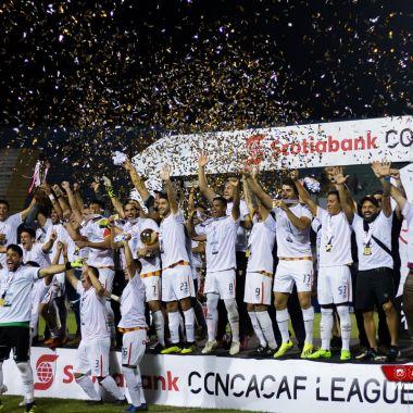 Liga de Concacaf, Herediano, Campeón, Mexicanos