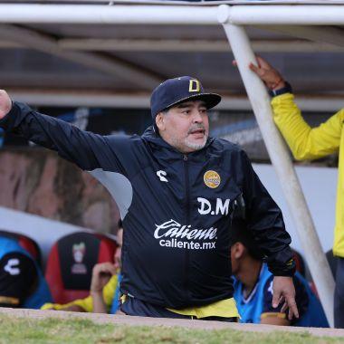 Maradona Futbol Argentino Violencia Macri Los Pleyers