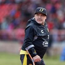 Maradona Investigado Comisión Disciplinaria Árbitros Los Pleyers
