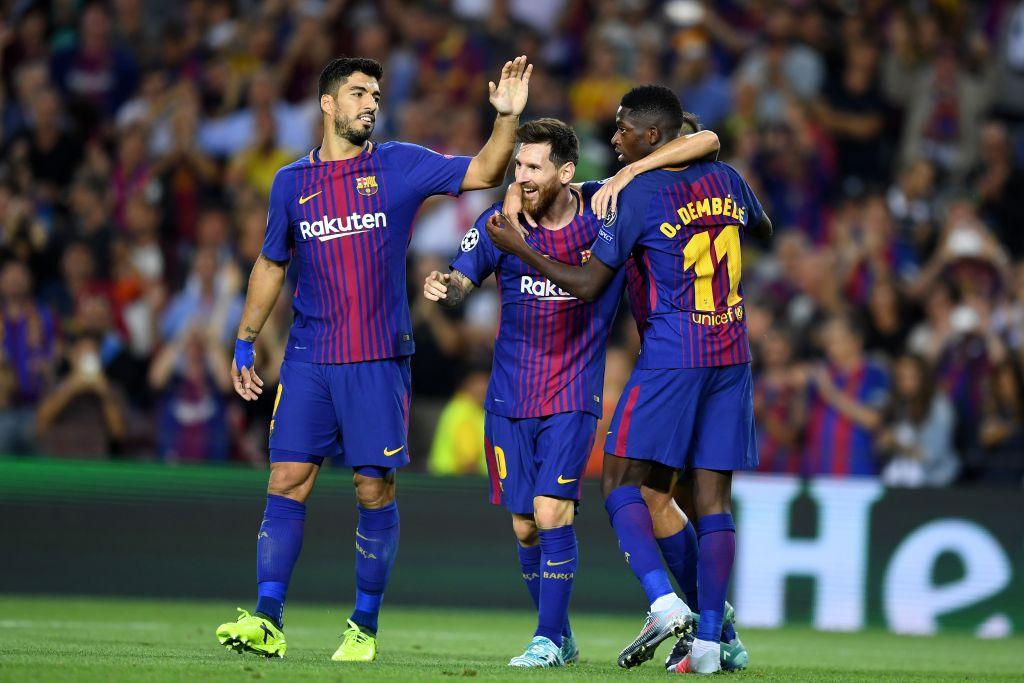 Ousmane Dembélé Barcelona Demanda Salida Los Pleyers