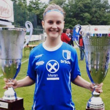 Verena Erlacher Muere Futbolista Italia Los Pleyers