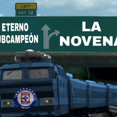 Cruz Azul, Memes, Monterrey, Semifinal, Vuelta