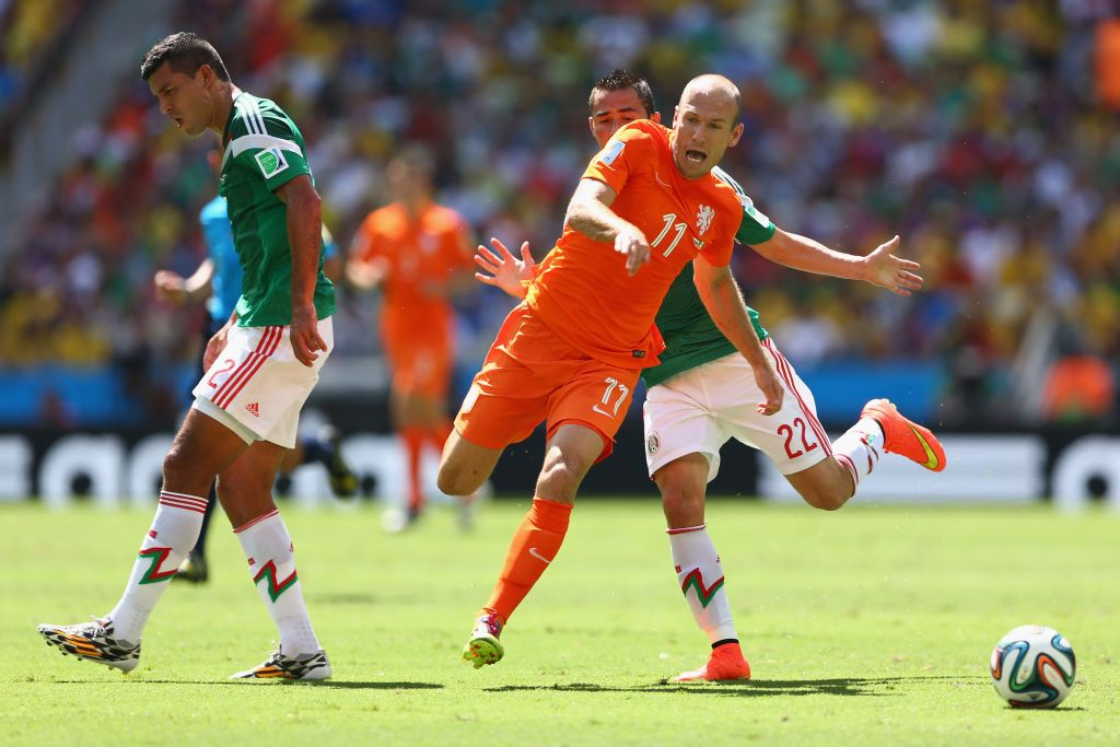 Arjen Robben Fichaje Psv Mexicanos Los Pleyers