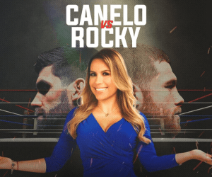 Canelo vs Fielding, Lindsay Casinelli, Televisa, Pelea Los Pleyers