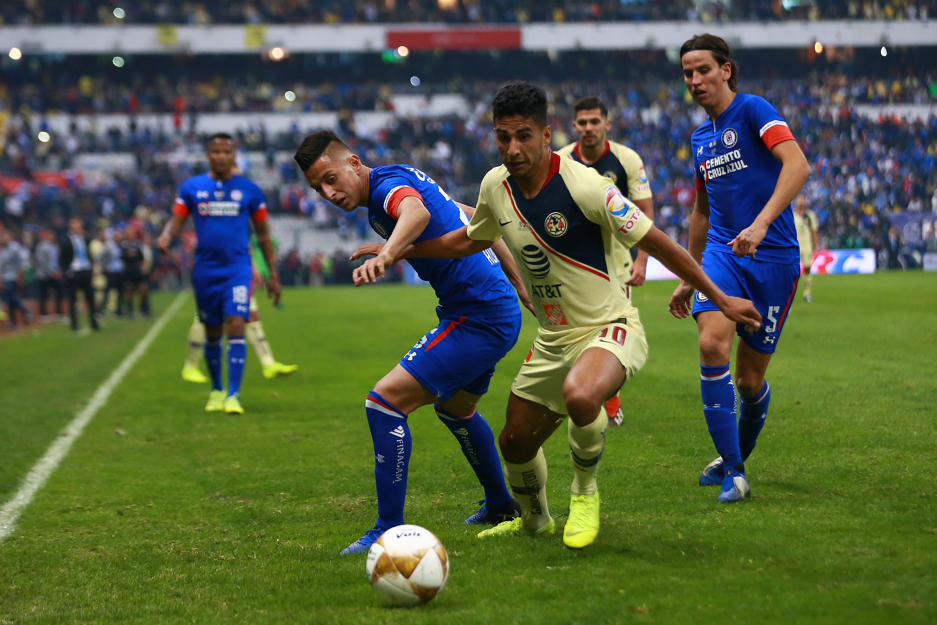 Cecilio Domínguez, Clausura 2019, América, Brasil Los Pleyers