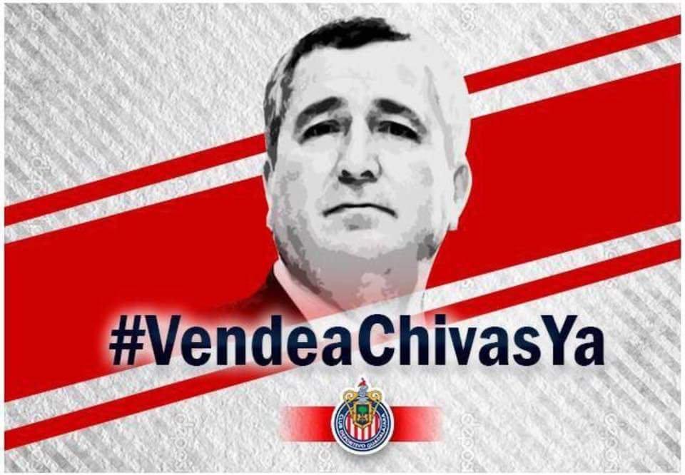 Chivas Reacciones Redes Jorge Vergara Los Pleyers