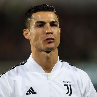 Imagen de Cristiano Ronaldo relacionada con narcotráfico