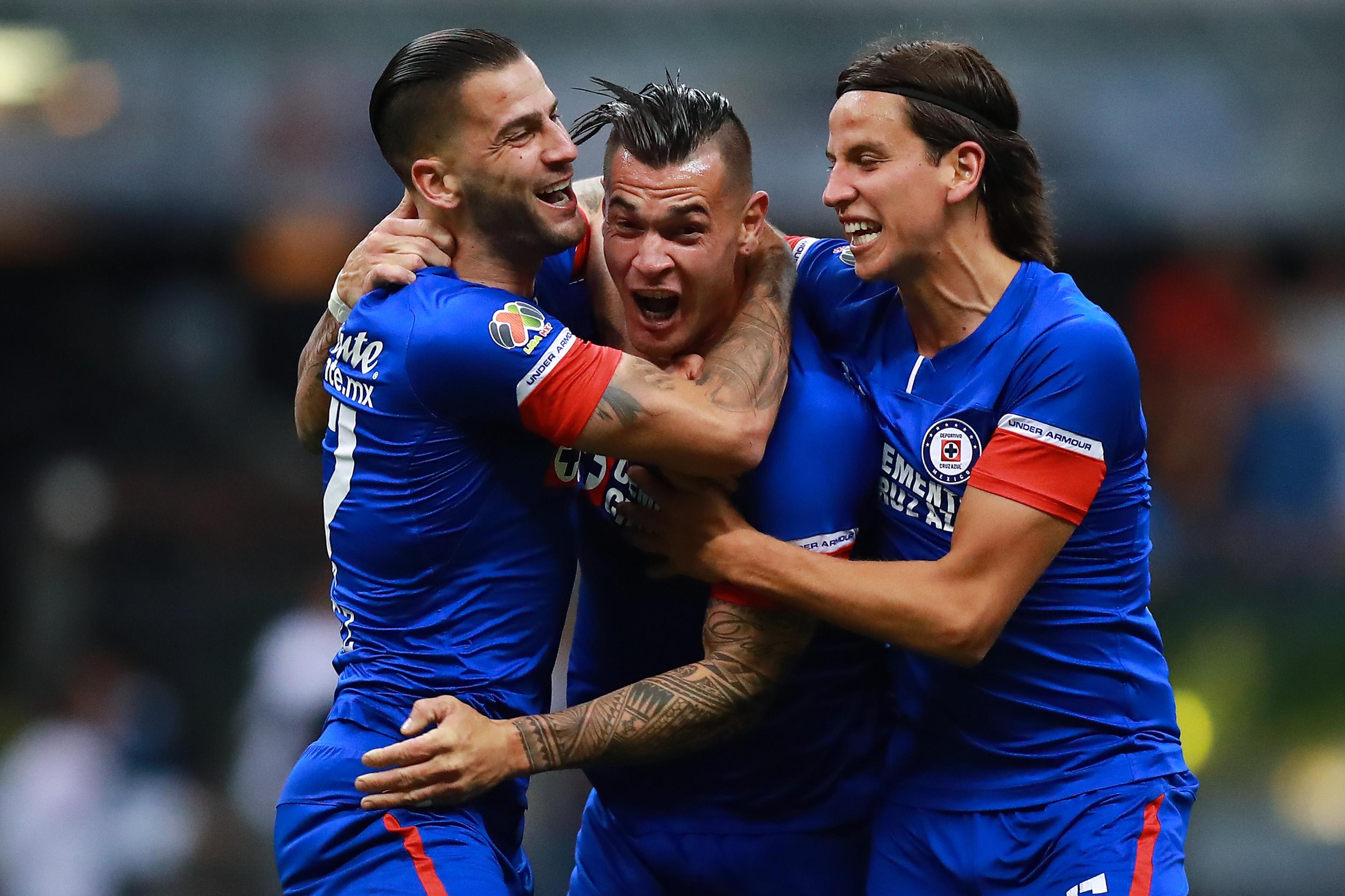 Cruz Azul, Monterrey, Liguilla, Resultado Los Pleyers